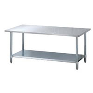 SS Kitchen Table