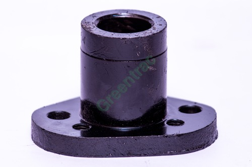 CENTER PIN FLANGE 4HOLE