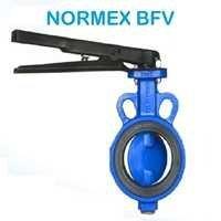 Normex Butterfly Valve BFV (Bonded Seat)