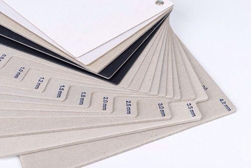 0.64mm Hard Stiffness Grey Board