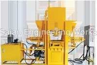 Custom Paver Block Making Machine