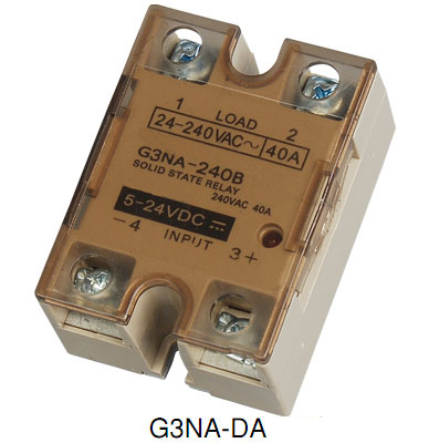 Single phase AC and DC Solid state relay