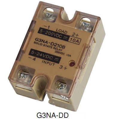 Single phaseSolid state relay