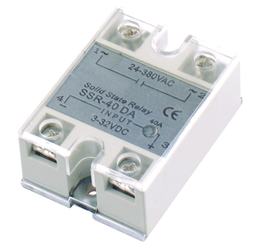 Solid state relay DC-AC