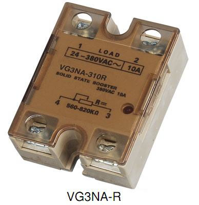 Single phase Solid state governor