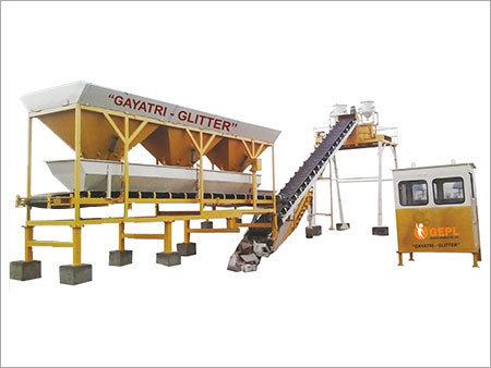 Inline Hopper Batching Plant