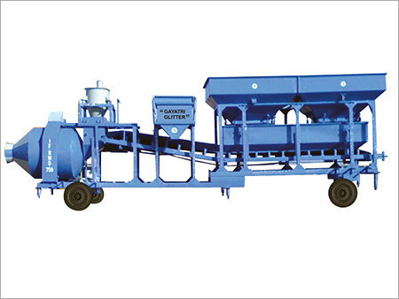 Inline Hopper with Reversible Mixer