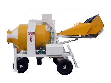 Mobile Reversible Mixer