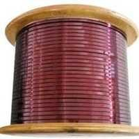 Enamelled Copper Strip