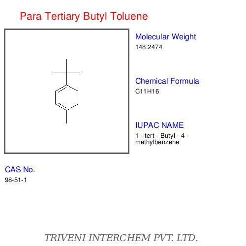 Tertiary Butyl Toluene
