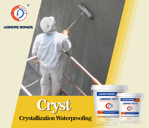 Crystalization Water Proofing