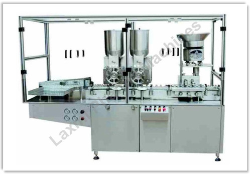 Injectable Vial Dry Powder Filling Machine
