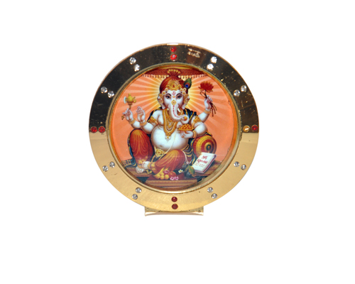 Ganesh Decorative Wall Frame