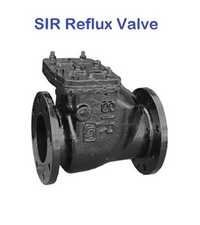 SIR CI REFLUX VALVE (With Rubber Flap)
