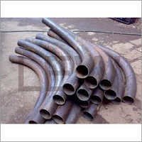 Bend Concrete Pipe Line