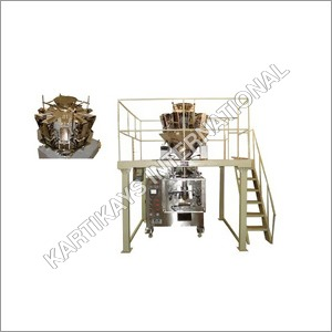 Multi Head Weigher Filler Machine