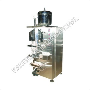 Water Sachet Packing Machine