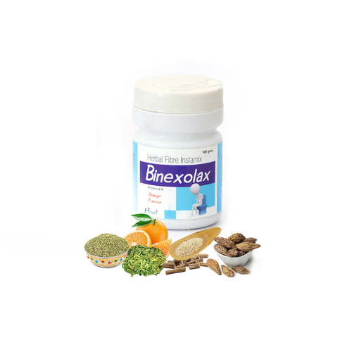 Ayurvedic laxative powder