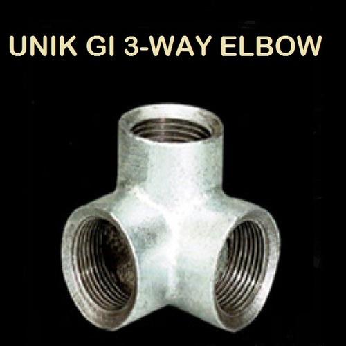 UNIK GI 3-WAY ELBOW