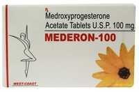 Medroxy Progestrone Acetate Tablets Usp 100 Mg