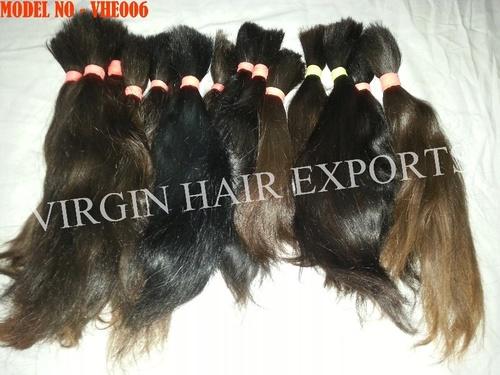 Raw Bulk Indian Virgin Hair