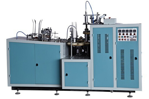 Paper Cup Forming Making Machine