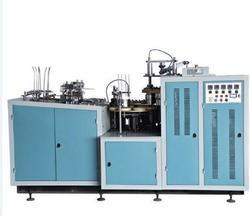 Tea Cup Forming Machine