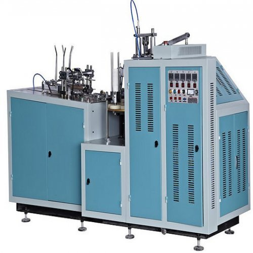 Disposable Paper Glass Maker Machine