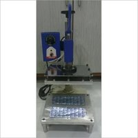 Semi Automatic Cream Roll Packing Machine