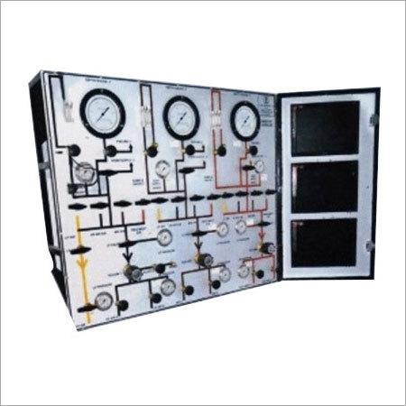 Mix Gas Dive Panel
