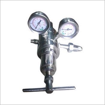 Double Stage High Pressure Regulator