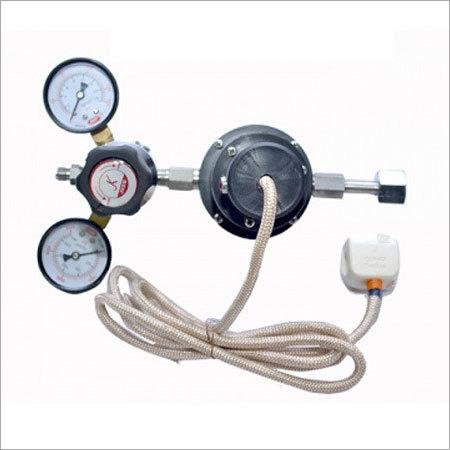 Nitrox Gas Heater with Regulator
