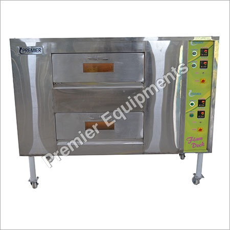 Gas Oven (Fully Automatic)