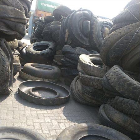 Bus Tyres Scrap