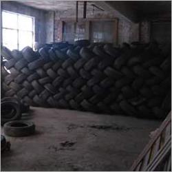 Sorting Scrap Tyres