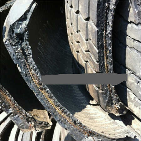 Cutted Bus Tyres Tread