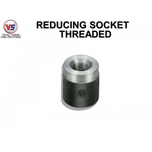 Vs Forged Steel Reducing Socket Black