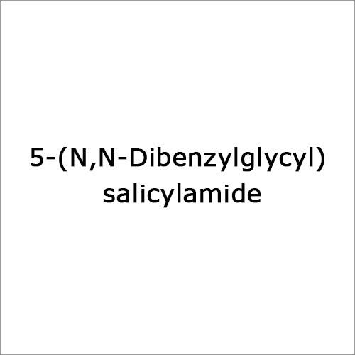 5-(N,N-Dibenzylglycyl) Salicylamide