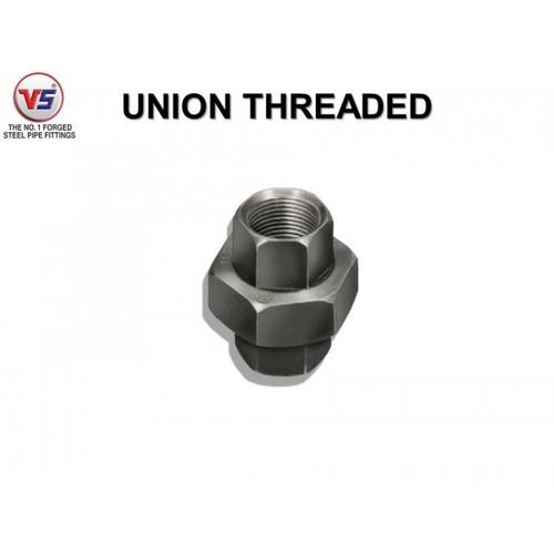 Vs Forged Steel Union Sbs 1000 Psi Black