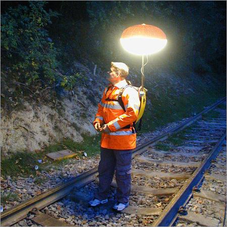 Backpack LED Lighting System