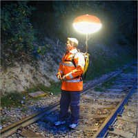 Backpack LED Lighting System