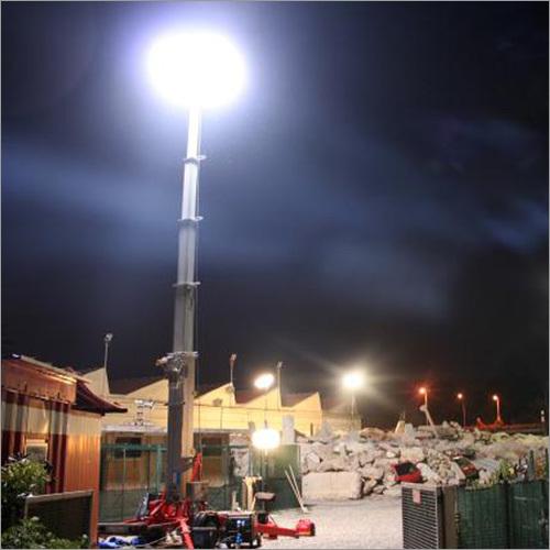 Glare Free LED Light Tower