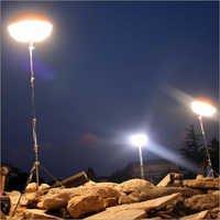 Glare Free Portable Lighting Tower Rental