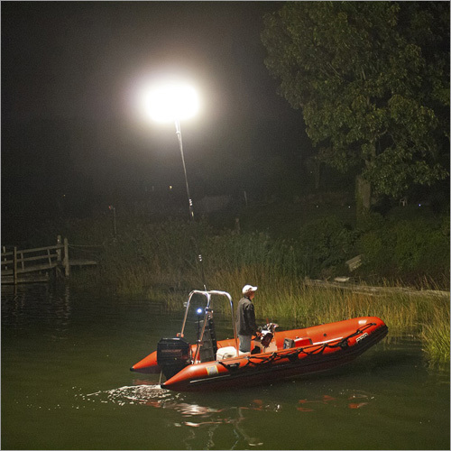 Portable Inflatable Light Tower