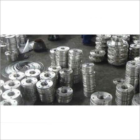Industrial MS Flanges