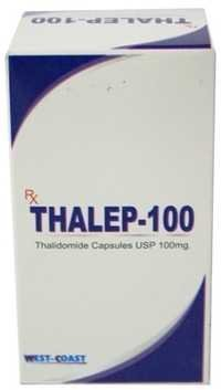 Thalidomide Capsules Usp 100 Mg