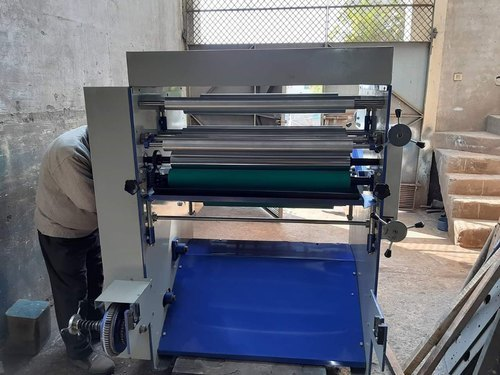 Automatic Roll To Roll Lamination Machine with Slitter