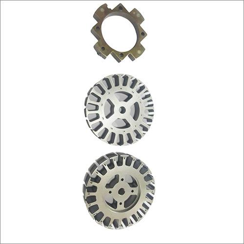 Radiator Fan Motor Stamping