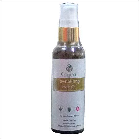 Revitalising Hair Oil