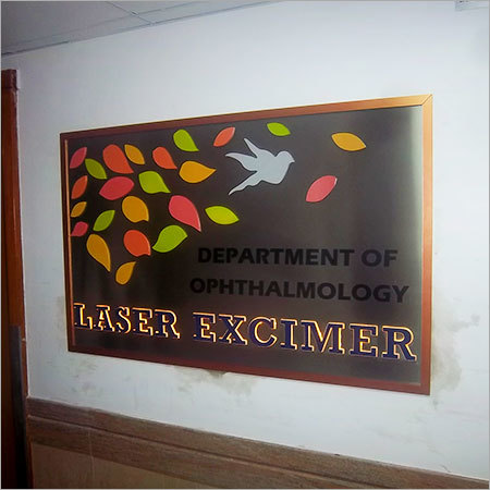 Flex Glow Signboard